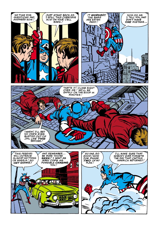 Captain America (1968) Issue #216 #130 - English 11
