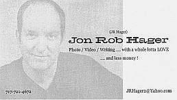 Jon Rob Hager