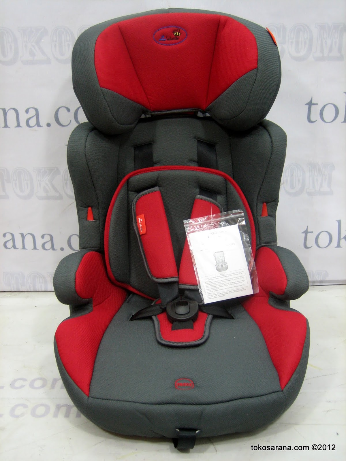 clearance sale sepeda mainan anak dan perlengkapan bayi combination car seat junior l 39 abeille. Black Bedroom Furniture Sets. Home Design Ideas