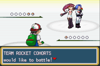 FireRed Hack - Pokemon AshGray Version [English] Pokeemergency