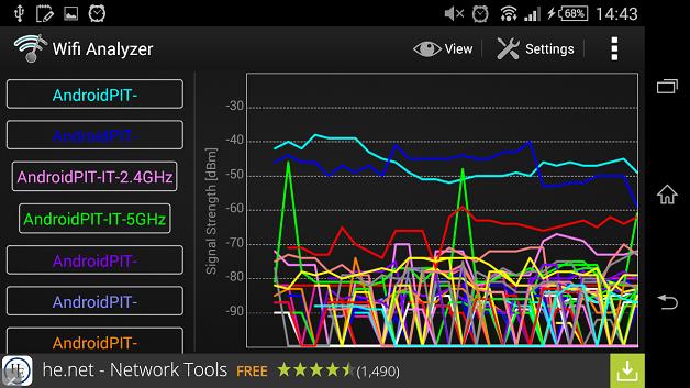 Cara Meningkatkan Sinyal WiFi Android