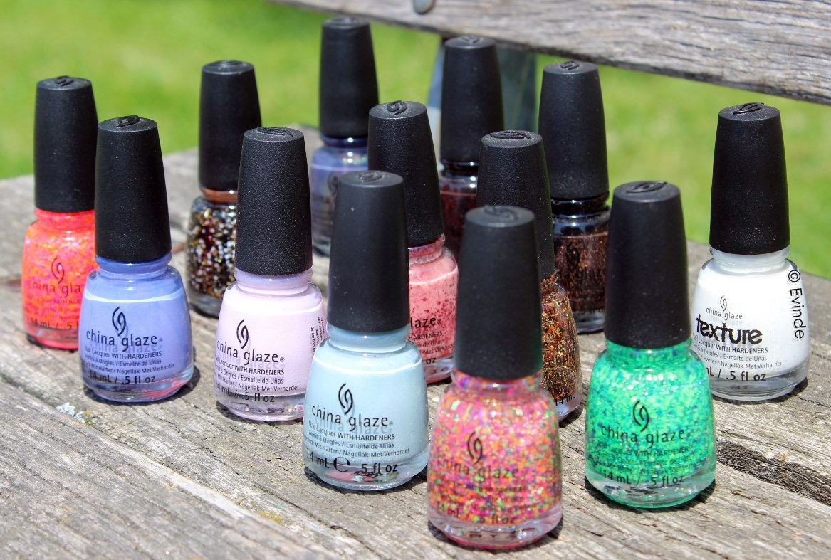 china glaze nail polish haul