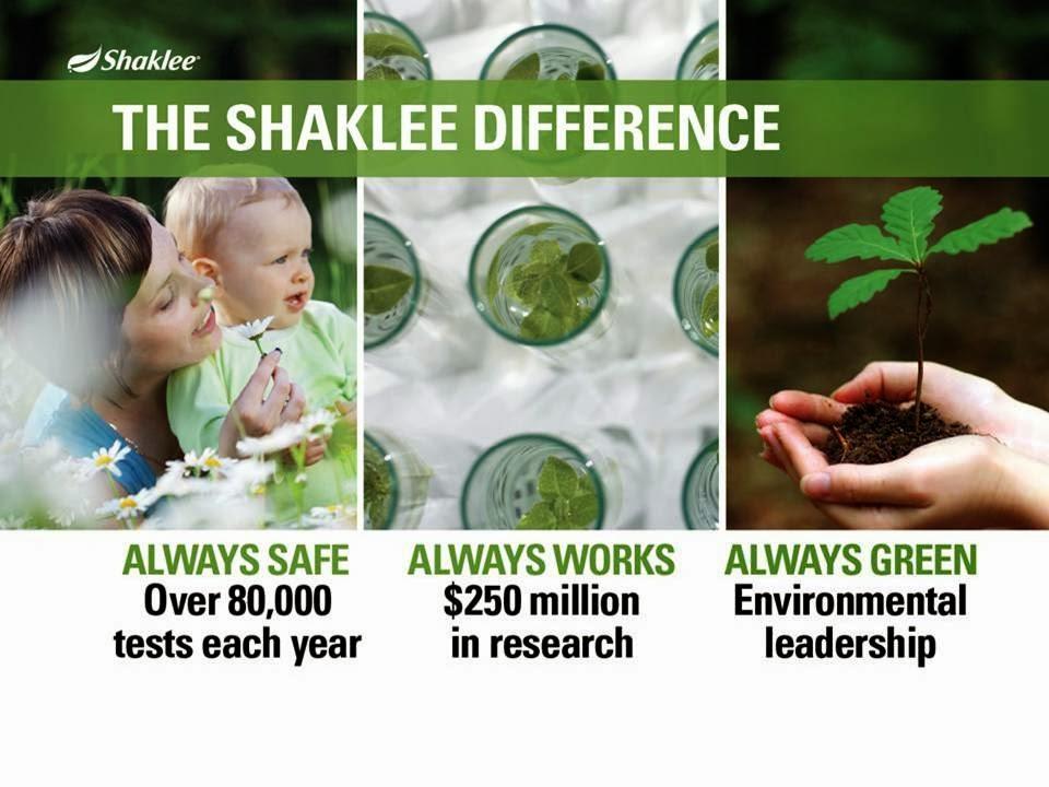 Salan Lazim / popular tentang Shaklee