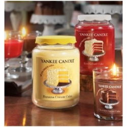 Yankee Candle Three Chocolate Layer Cake