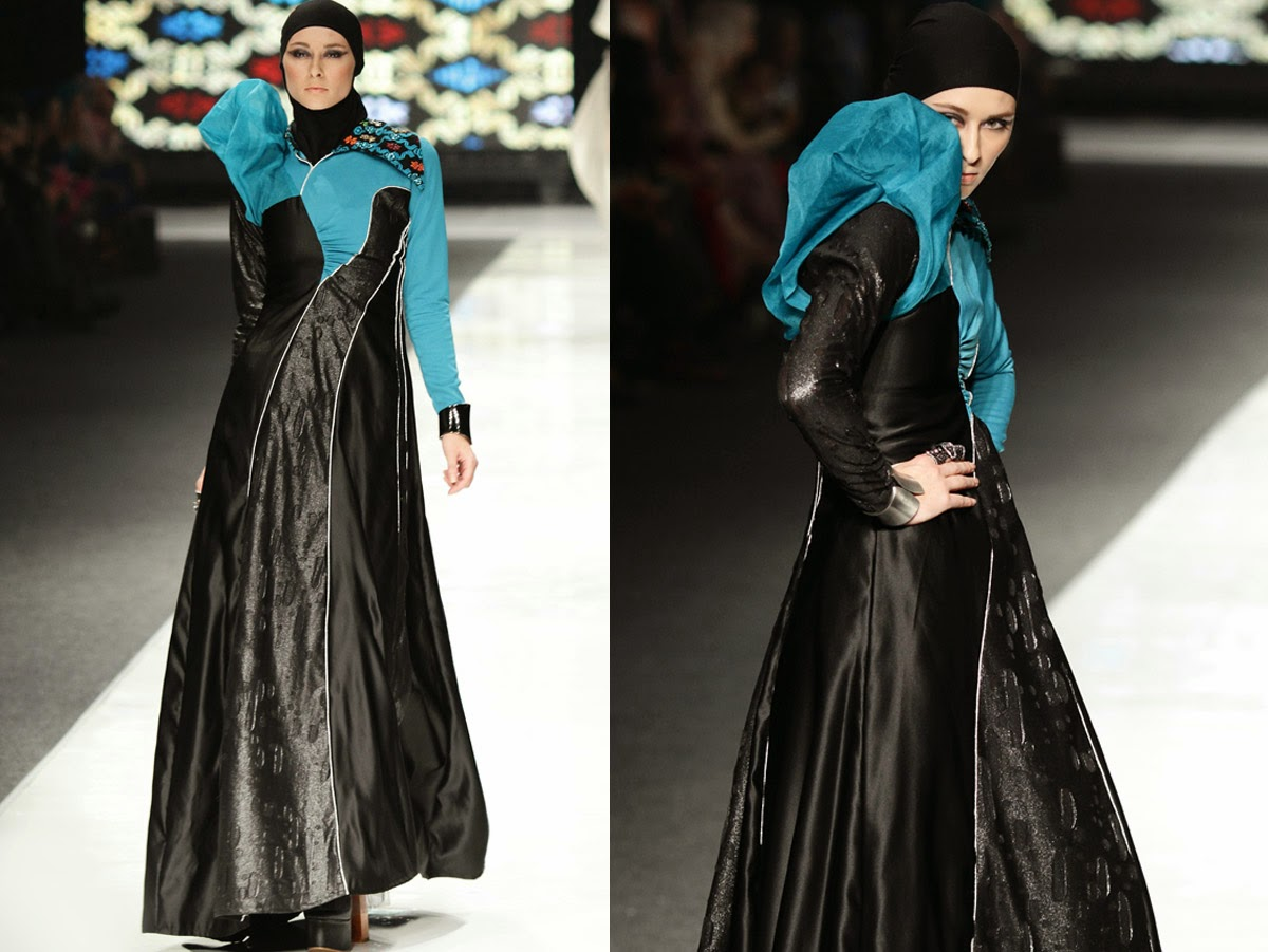 Long dress zaskia adya mecca 85