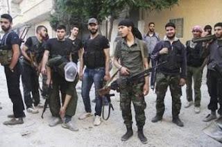 Mujahidin Suriah Hancurkan 90 Tank Pasukan Assad Tanpa Bantuan AS