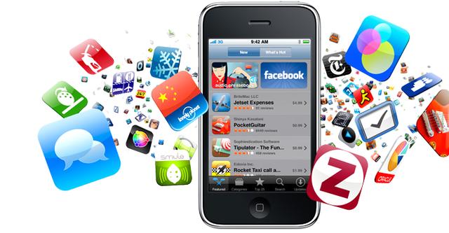 Ứng dụng smartphone gặp hái nhiều thành công