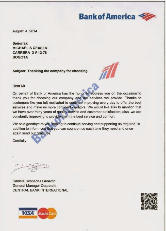 Mikes Bogota Blog Wholl Teach Bank Of America English