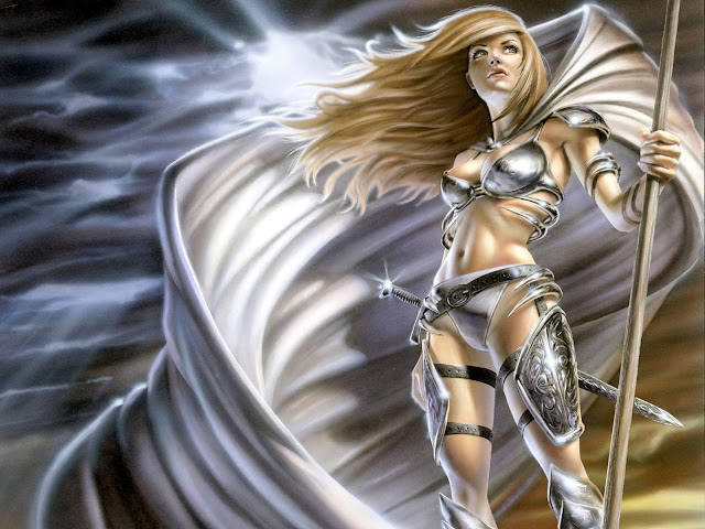 Pomba gira, sacerdotisa da luz, guardiã, guerreira, exú feminino