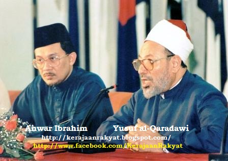 Anwar Ibrahim Yusuf Al Qaradawi