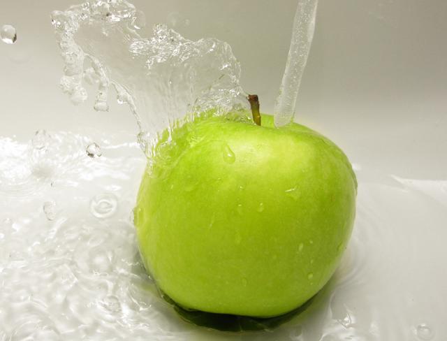 Nadmiar wody nie szkodzi...