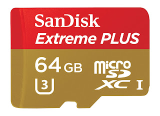Back to School with SanDisk Memory SD Cards
