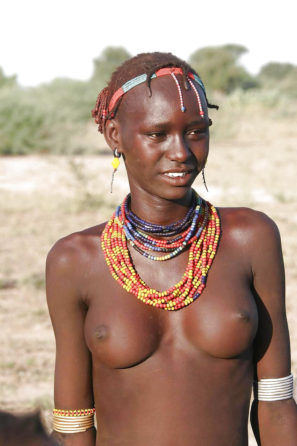 naked sexy tribal women
