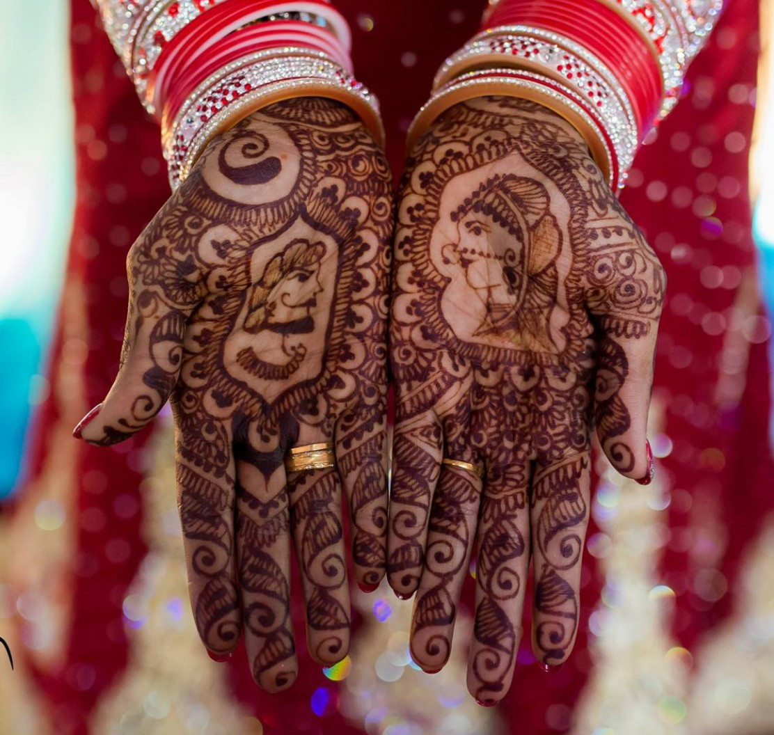 bridal mehndi designs: new mehndi designs images for dulhan hands