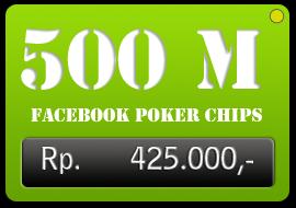 Tempat setor chip poker