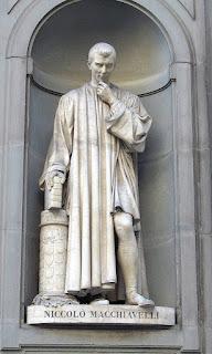 Maquiavelo - Derecho Constitucional