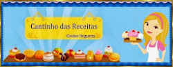 CANTINHO DAS RECEITAS