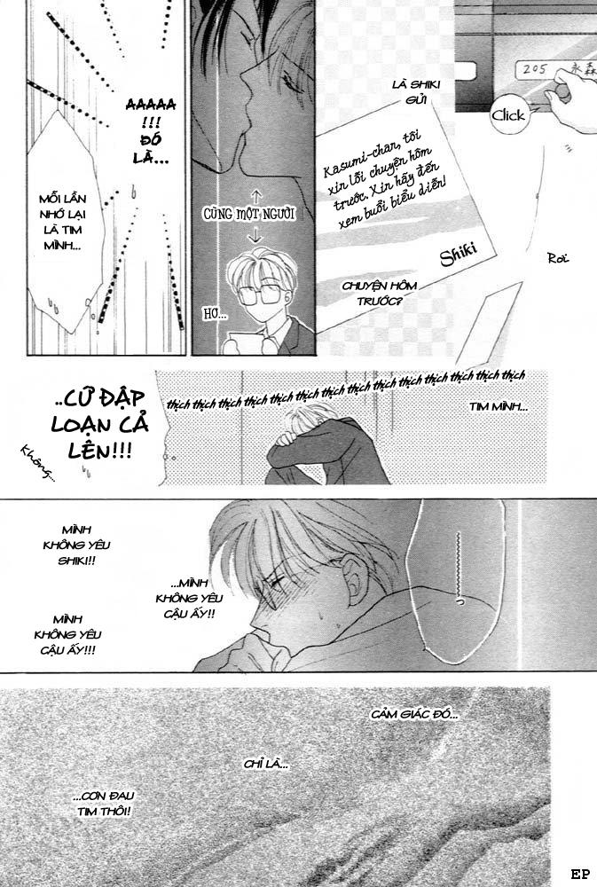 Cinderella Boy chap 4 - Trang 16