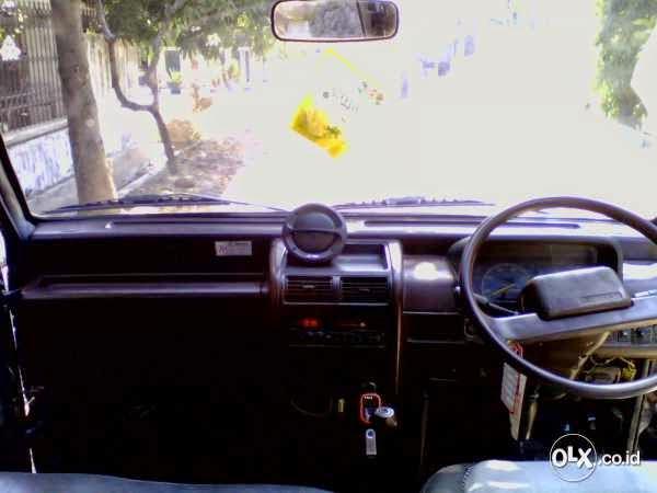 Jual Daihatsu Zebra Trooper Bekas Terawat, Th88, 18jt ...
