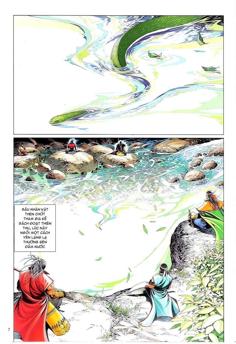 Phong Vân chap 620 Trang 4 - Mangak.info