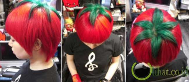 Rambut Tomat