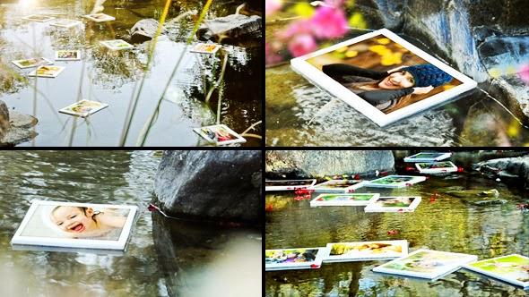 VideoHive Floating Memories