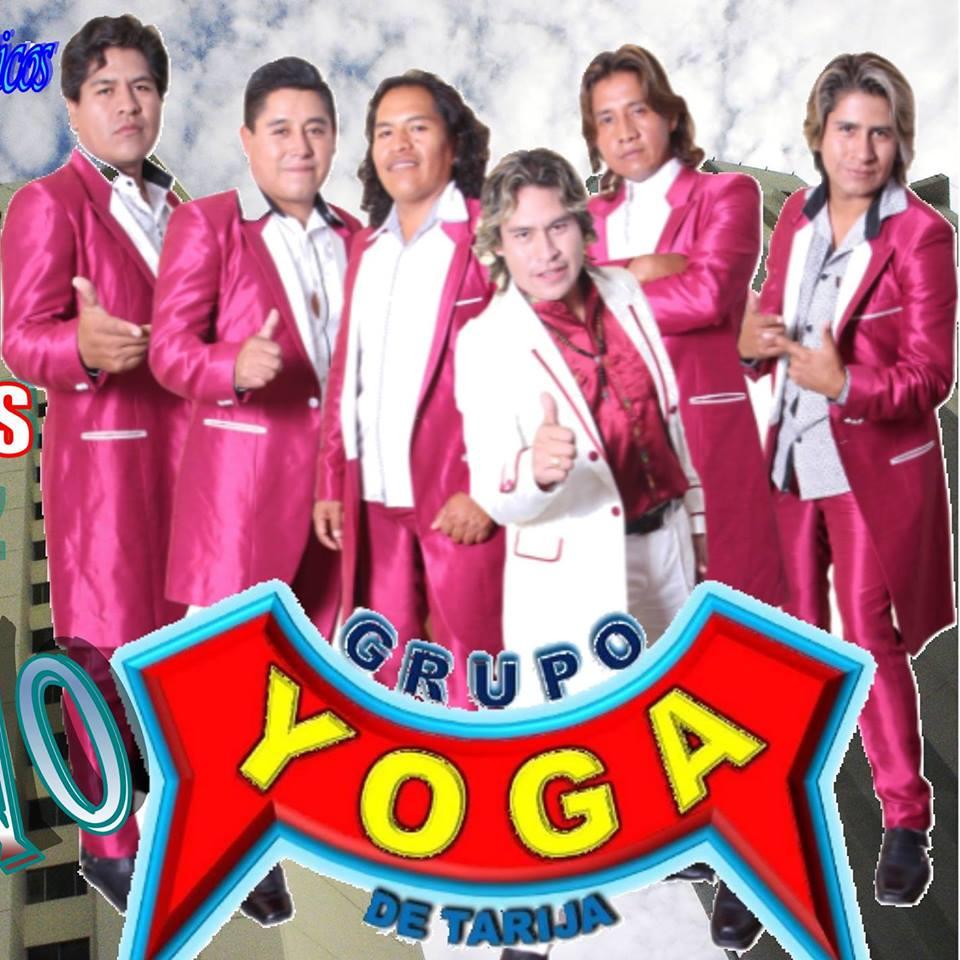 Letra de Grupo Yoga