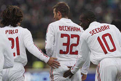 Beckham is just that good
