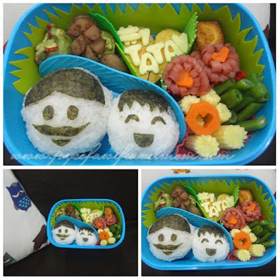 Father's Day Bento