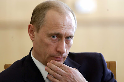 Vladimir Putin and Robert Kraft's Super Bowl Ring