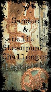 Steampunk Challenge 31/05