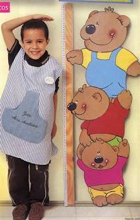 fotos de decoração para salas infantis