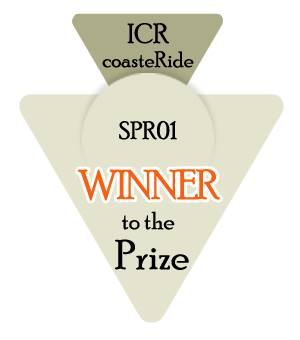Winner at ICR Coasteride