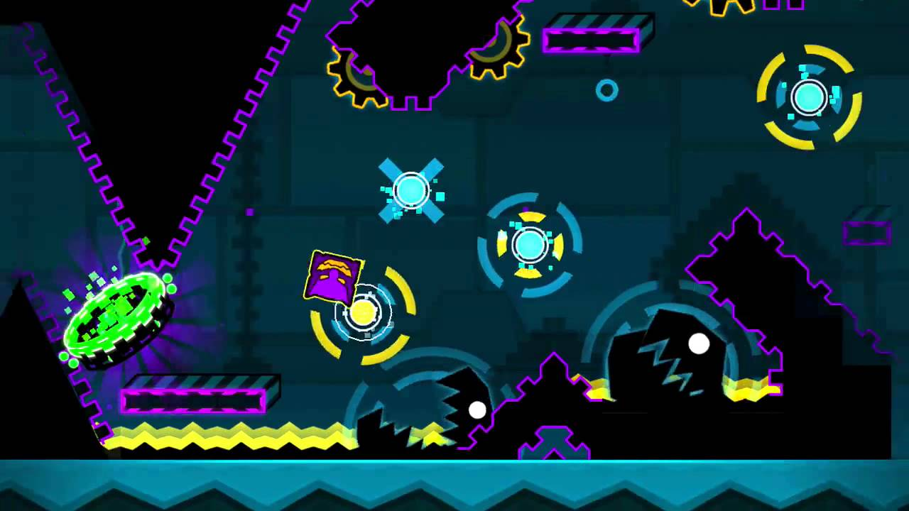 Descargar Geometry Dash 2.0 Full apk Para Android | Ultima