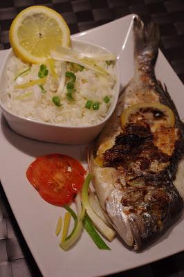 recette Dorade royale sauce thaï