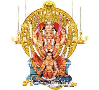 Story of Attukal Devi or Kannaki and Kovalan from Silappadhikaram
