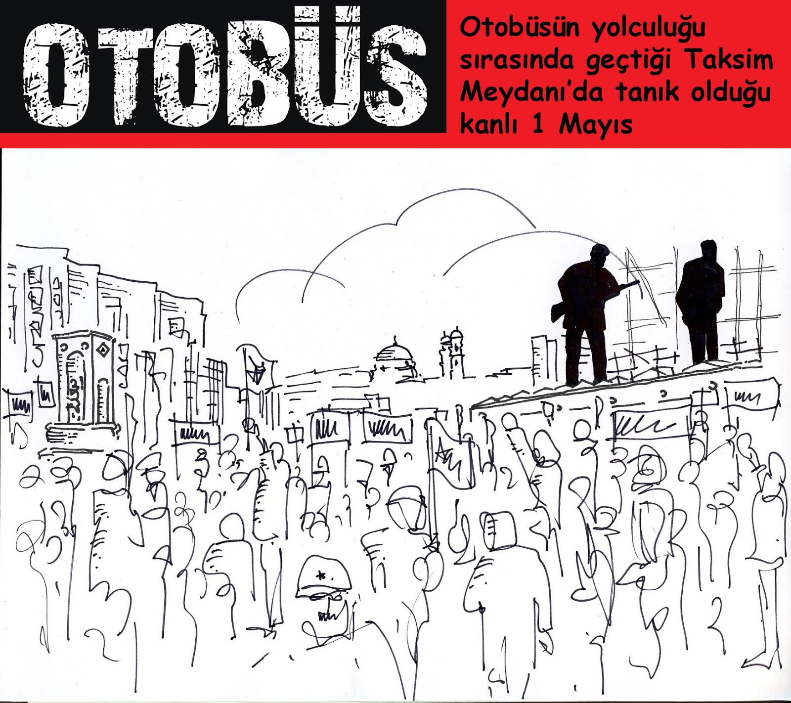 OTOBÜS YOLDA