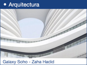 Galaxy Soho - Zaha Hadid