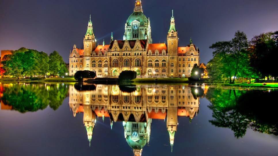 ciudad de hannover experiencia-viajar-estudiar