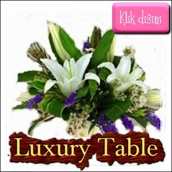 luxury table flower