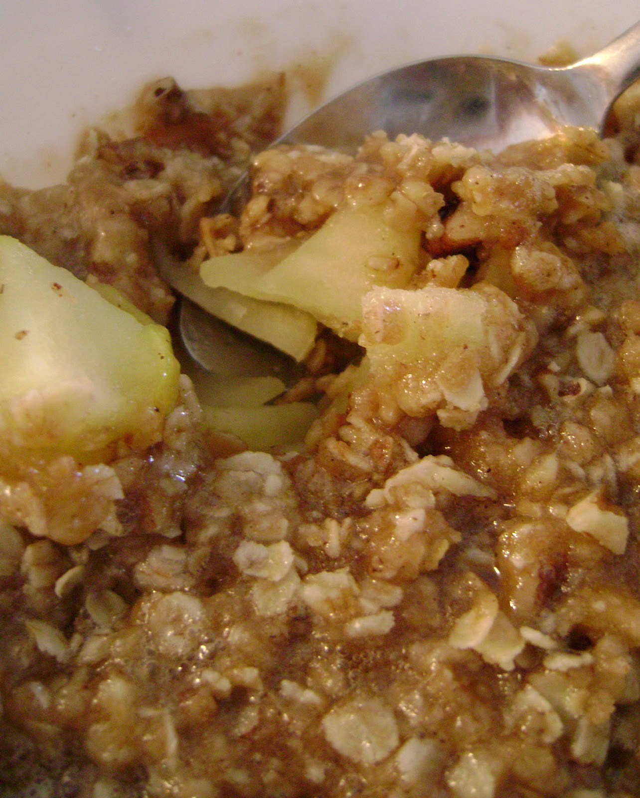 Jo and Sue: 5 Minute Apple Crisp