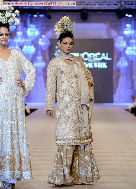 PFDC Bridal Fashion Show 2014 Day-2