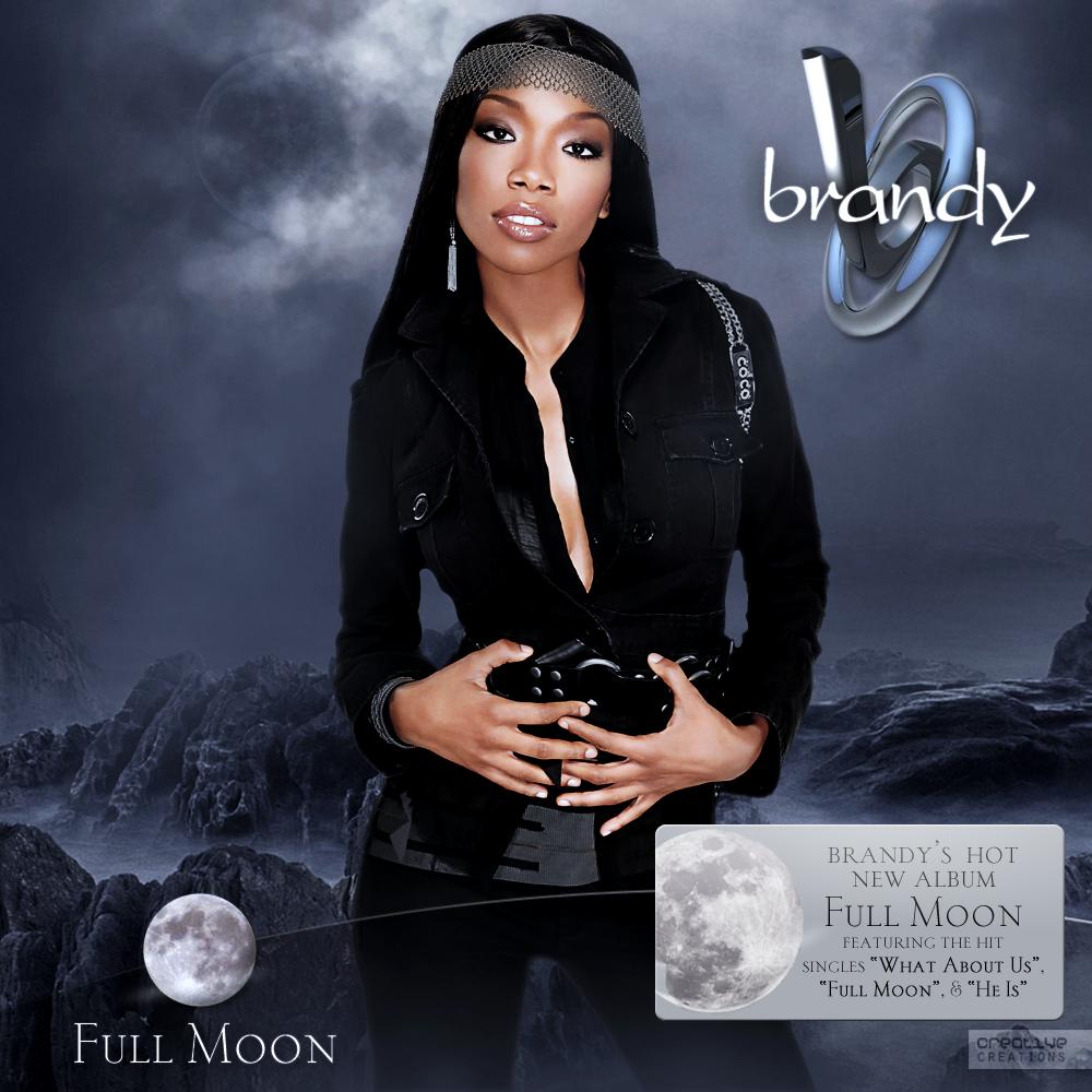 Brandy 2  Full Moon CD Album at Discogs