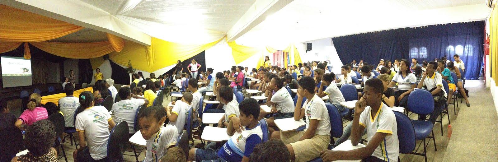 Depoimento da Professora Fátima