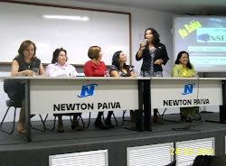 Aula Inaugural Secretariado- Centro Universitário Newton Paiva -Belo Horizonte-MG- 03/2011