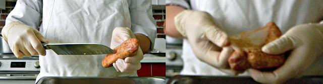 sausage casing