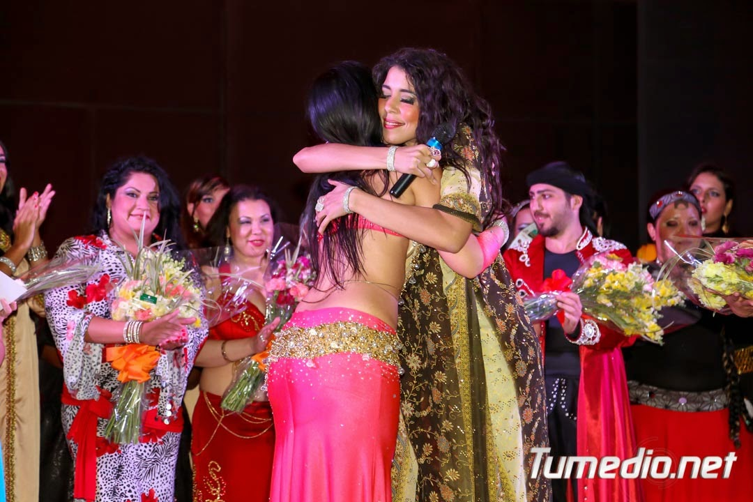 Gala Internacional Maktub Festival 2014 en Club Libanés-Sirio-Palestino