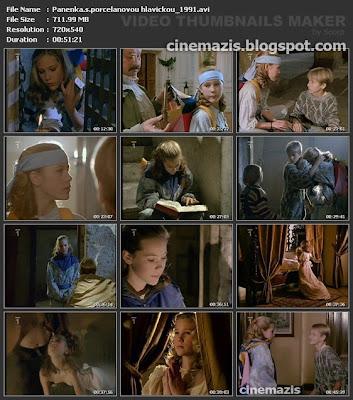 Panenka s porcelánovou hlavičkou (1991) Ota Koval
