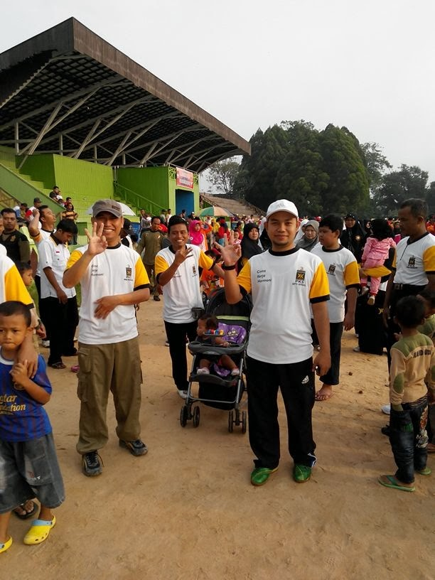 Pawai DPD PKS Kotawaringin Barat