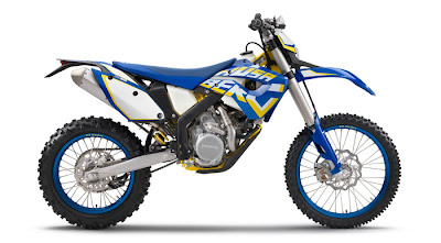 2012 Husaberg FE390 Picture